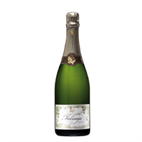 BIO Champagne Foliage Extra Brut, 75cl